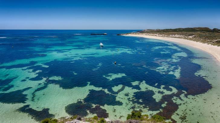 western australian beach