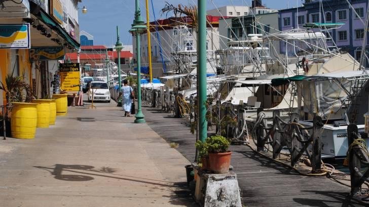 bridgetown barbados marina