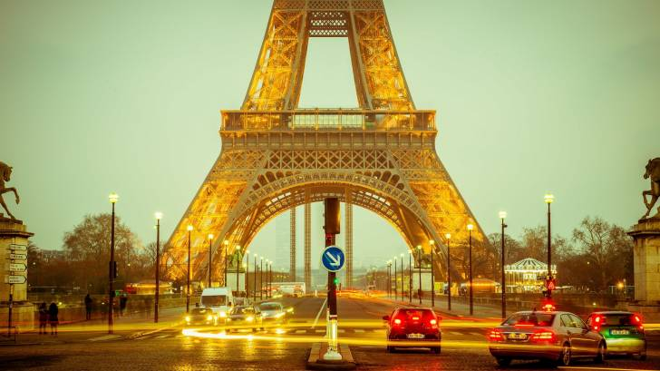 france's eiffel tower