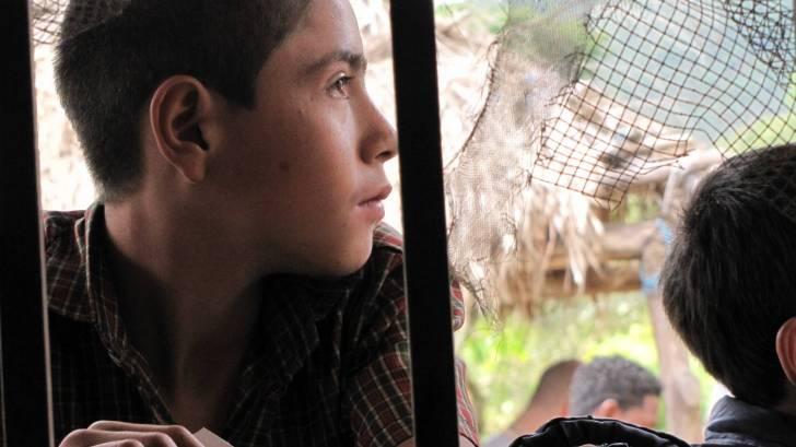 honduran young boy