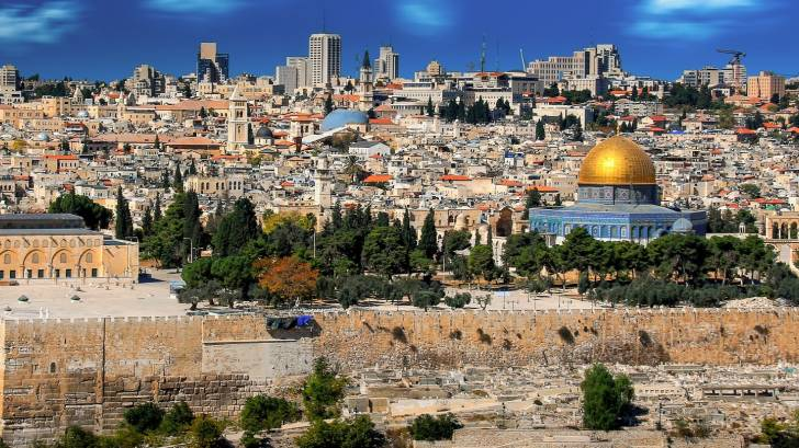 jjerusalem, old town