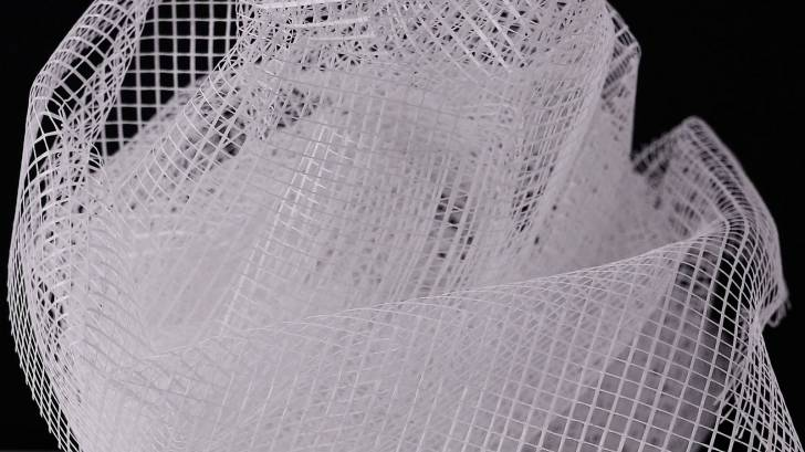 white netting
