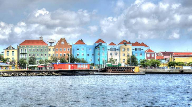willemstad curacao, home port of Freewinds