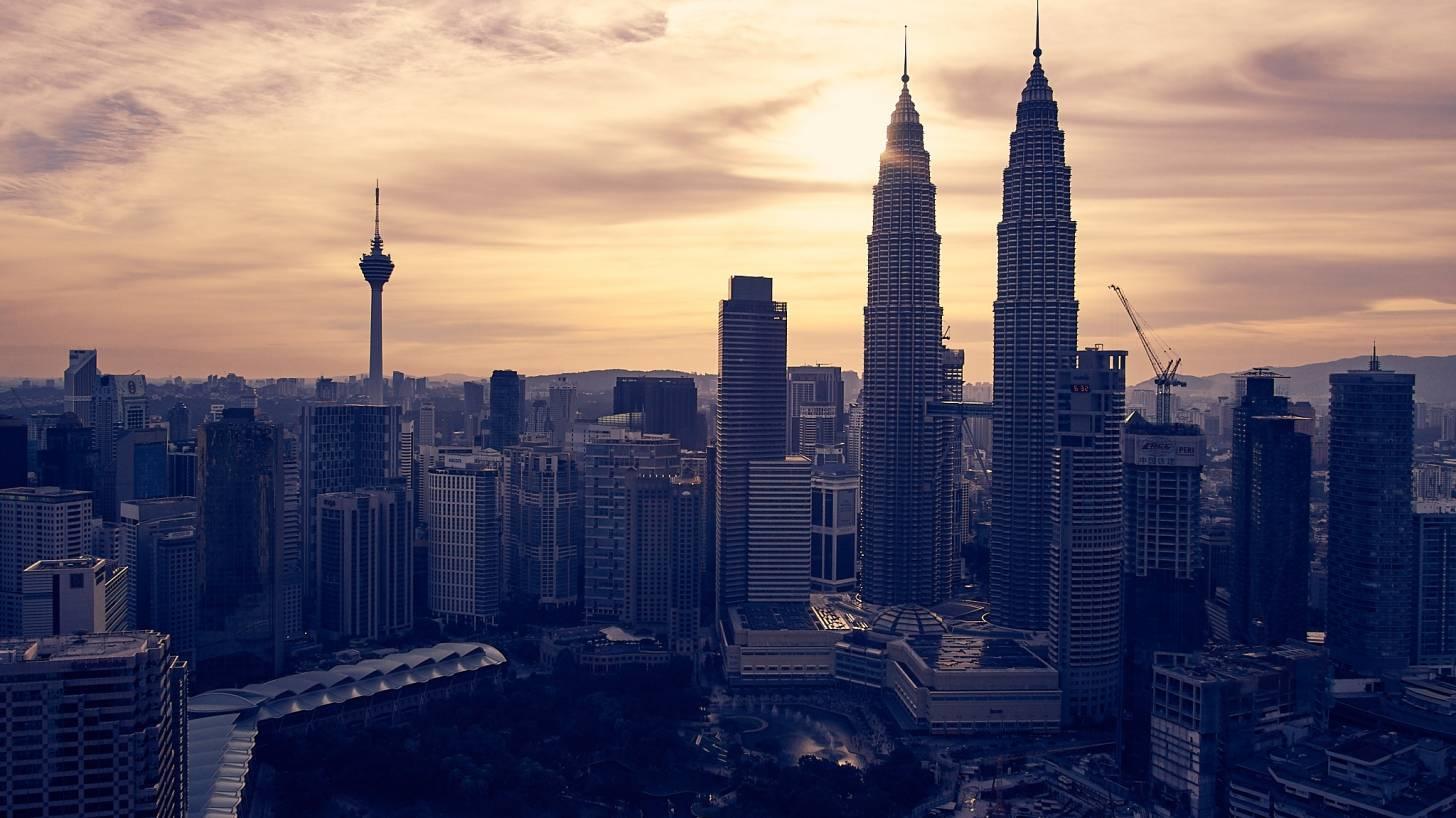 malaysia downtown city