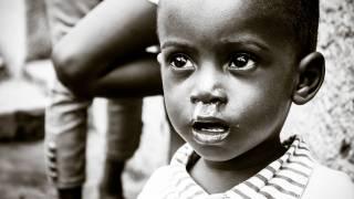 Malaria African child