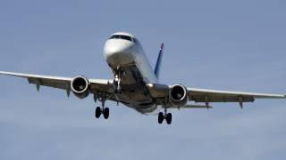 airplan landing