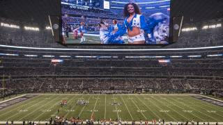 dallas football stadium