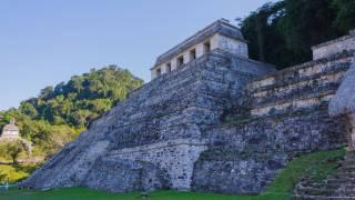 chiapas mexican ruins