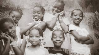 young children living in the DRC