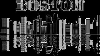 boston city graphic