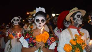 day of the dead mesican holiday