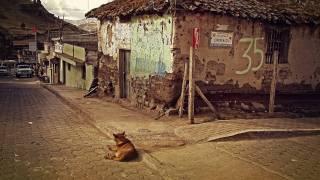 poor village in ecuador