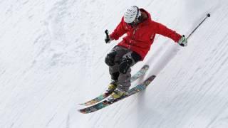 free rider skier