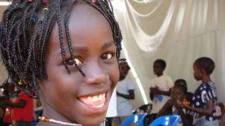 young girl from one of the island state