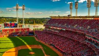 Greater cincinnati reds baseball park