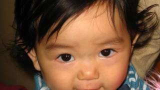 little japanese child healthy