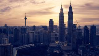 malaysia downtown city