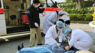 ambulance, first responders