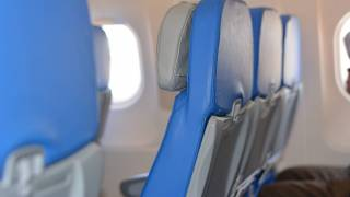 empty air line seats people not traveling