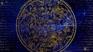 southern hemisphere star map
