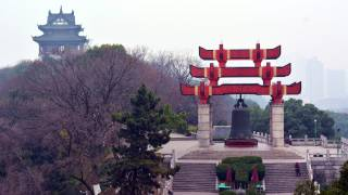 Wuhan buildings