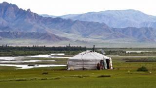 yurt in mongolia