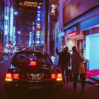osaka japan city street