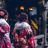 japanese women and travelers