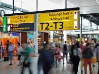 international travel terminal
