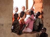young children in africa