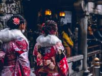 japanese women and travelers